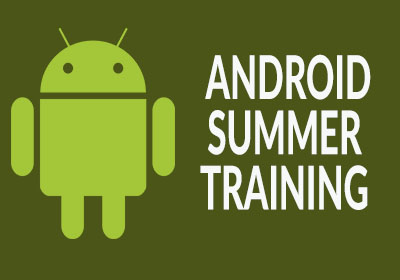 Android Summer Training in Gurgaon