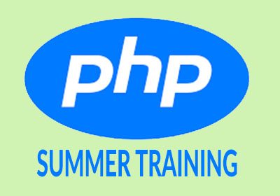 PHP Summer Training in Gurgaon